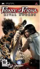 Portada oficial de de Prince of Persia: Rival Swords para PSP
