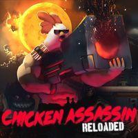 Portada oficial de Chicken Assassin: Reloaded para PS4