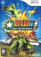 Portada oficial de de Battalion Wars 2 para Wii