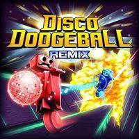 Portada oficial de Disco Dodgeball Remix para PS4