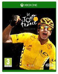 Portada oficial de Tour de France 2018 para Xbox One