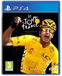 Portada oficial de Tour de France 2018 para PS4