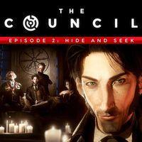 Portada oficial de The Council: Episode Two - Hide and Seek para PS4