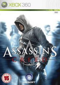 Portada oficial de Assassin's Creed para Xbox 360
