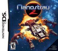 Portada oficial de Nanostray 2 para NDS