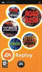Portada oficial de de EA Replay para PSP