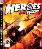 Portada oficial de de Heroes Over Europe para PS3