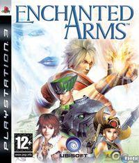 Portada oficial de Enchanted Arms para PS3