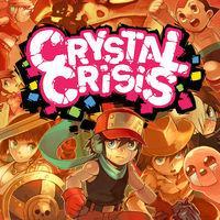 Portada oficial de Crystal Crisis para Switch