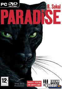 Portada oficial de Paradise para PC