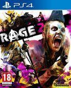 Portada oficial de de Rage 2 para PS4
