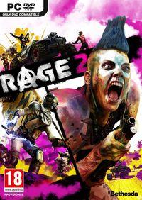 Portada oficial de Rage 2 para PC