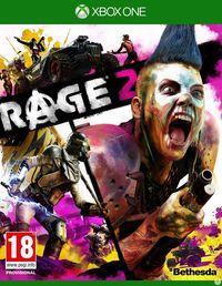Portada oficial de Rage 2 para Xbox One
