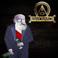 Portada oficial de Awkward para Switch