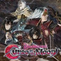 Portada oficial de Bloodstained: Curse of the Moon para Switch
