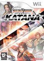 Portada oficial de de Samurai Warriors: Katana para Wii