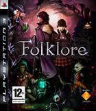 Portada oficial de de Folklore para PS3