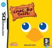 Portada oficial de Final Fantasy Fables: Chocobo Tales para NDS