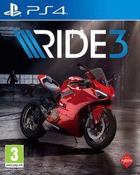 Portada oficial de Ride 3 para PS4