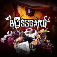 Portada oficial de Bossgard para PS4