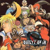Portada oficial de Guilty Gear para PS4