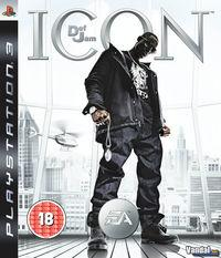 Portada oficial de DEF JAM: ICON para PS3