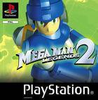 Portada oficial de de Megaman Legends 2 para PS One
