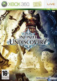Portada oficial de Infinite Undiscovery para Xbox 360