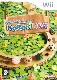 Portada oficial de Kororinpa para Wii