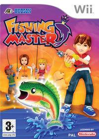 Portada oficial de Fishing Master para Wii