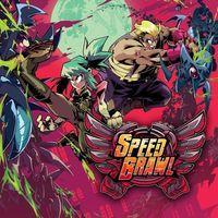 Portada oficial de Speed Brawl para PS4