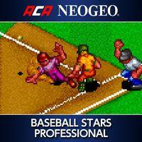 Portada oficial de NeoGeo Baseball Stars Professional para PS4