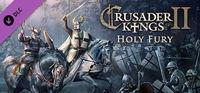 Portada oficial de Crusader Kings II: Holy Fury para PC