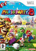 Portada oficial de de Mario Party 8 para Wii