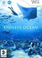 Portada oficial de de Endless Ocean para Wii