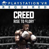 Portada oficial de Creed: Rise to Glory para PS4