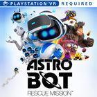 Portada oficial de de Astro Bot Rescue Mission para PS4