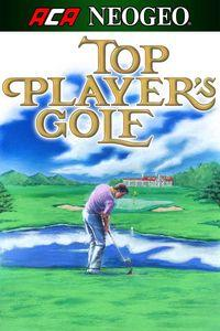 Portada oficial de NeoGeo Top Player's Golf para Xbox One