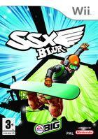 Portada oficial de de SSX Blur para Wii