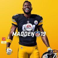 Portada oficial de Madden NFL 19 para PS4