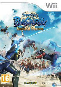Portada oficial de Sengoku Basara Samurai Heroes para Wii