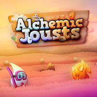 Portada oficial de Alchemic Jousts para Switch