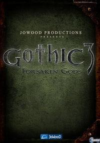 Portada oficial de Gothic 3 Forsaken Gods para PC