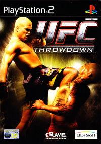 Portada oficial de UFC: Throwdown para PS2