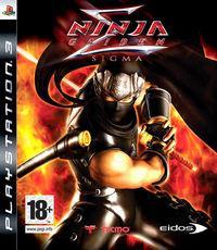Portada oficial de Ninja Gaiden Sigma para PS3