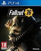 Portada oficial de de Fallout 76 para PS4