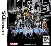 Portada oficial de The World Ends With You para NDS