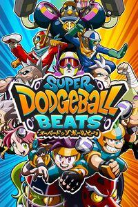 Portada oficial de Super Dodgeball Beats para Xbox One