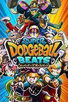 Portada oficial de de Super Dodgeball Beats para Xbox One