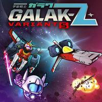 Portada oficial de Galak-Z: Variant S para Switch